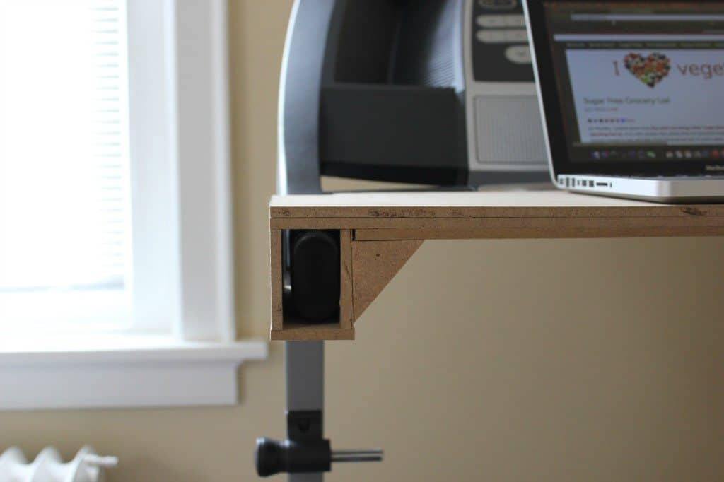 treadmill corner