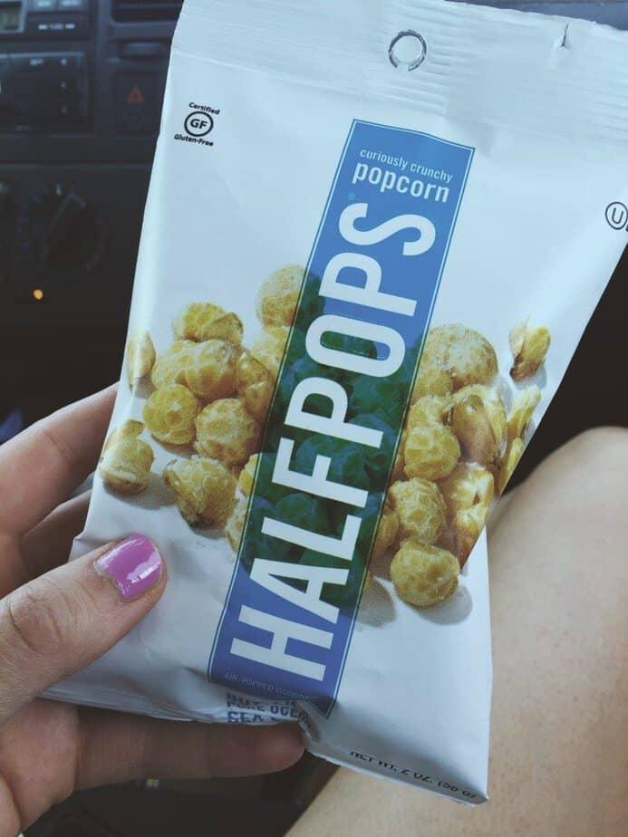 halfpops snack