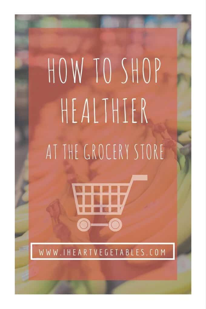 Wondering what to put in your cart? Here are 4 tips for shopping healthier at the grocery store!