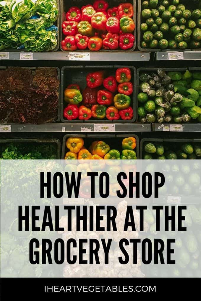 Healthy eating starts at the grocery store! Follow these tips to fill your cart up with the healthiest (and cheapest) options!