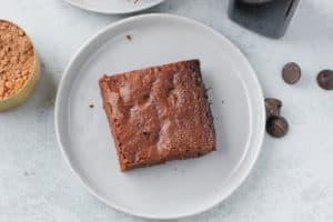 Almond Flour Brownies [Gluten Free]