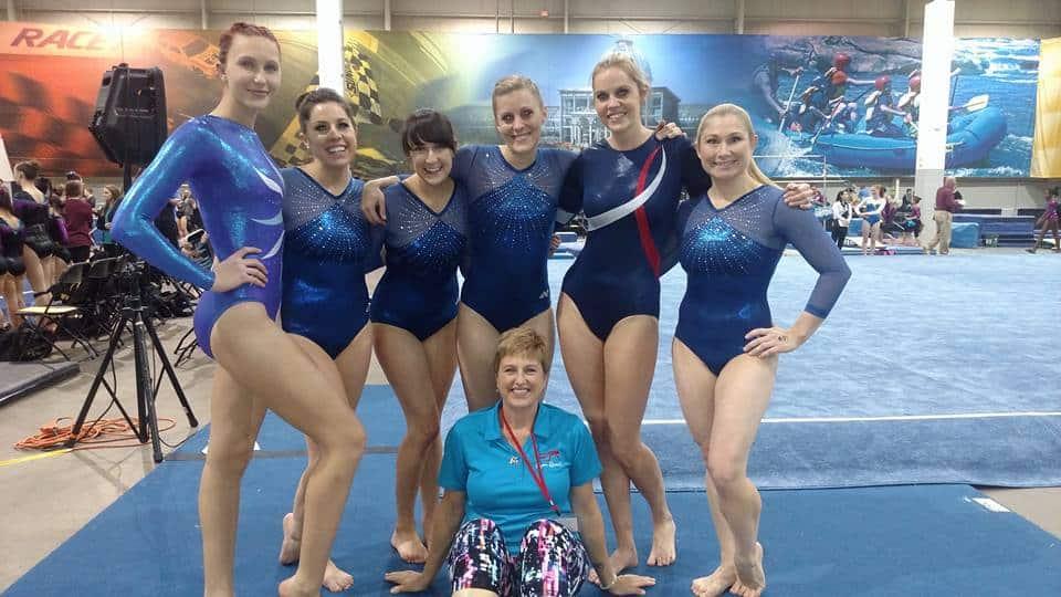 Gym Quest Gymnastics Team Meet