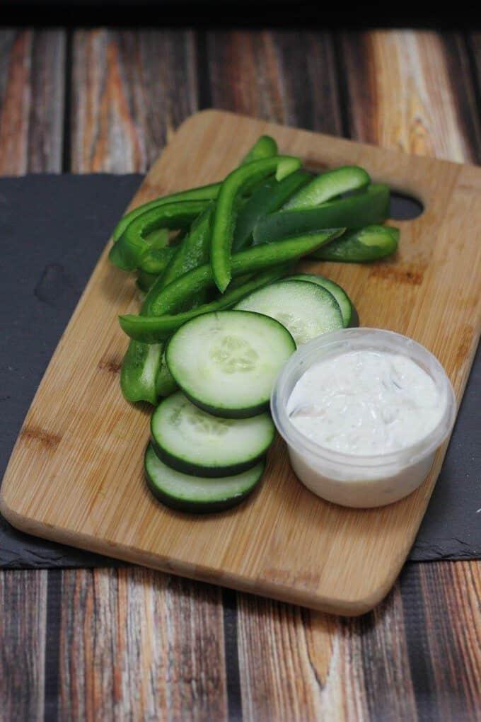 M4 veggies