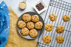 Quinoa Flour Cookies (