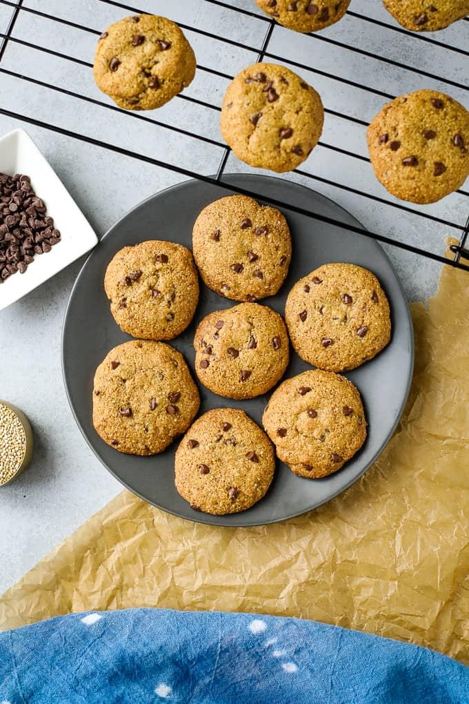Quinoa Flour Cookies