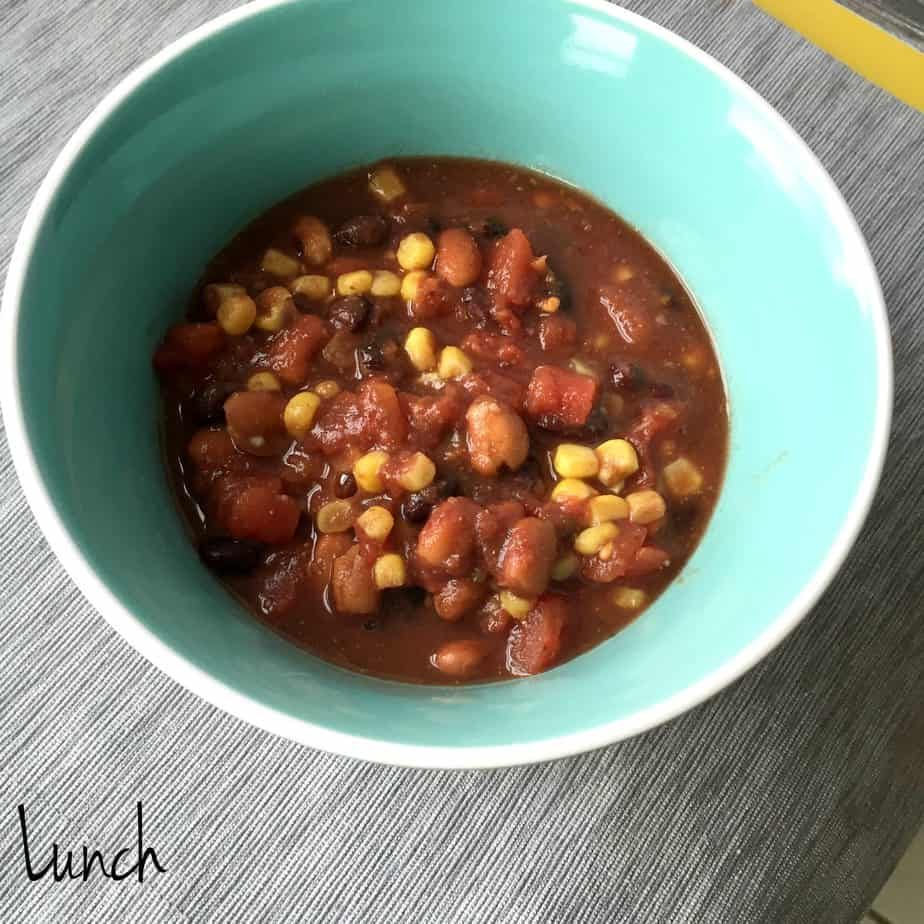 Tone It Up Meals Vegetarian Lunch