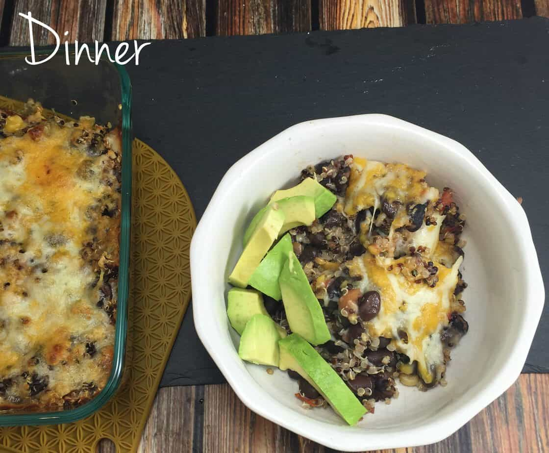 Tone It Up Meals Vegetarian Dinner Ideas