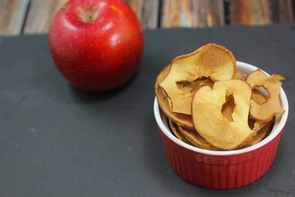 how to make healthy chips out of vegetables