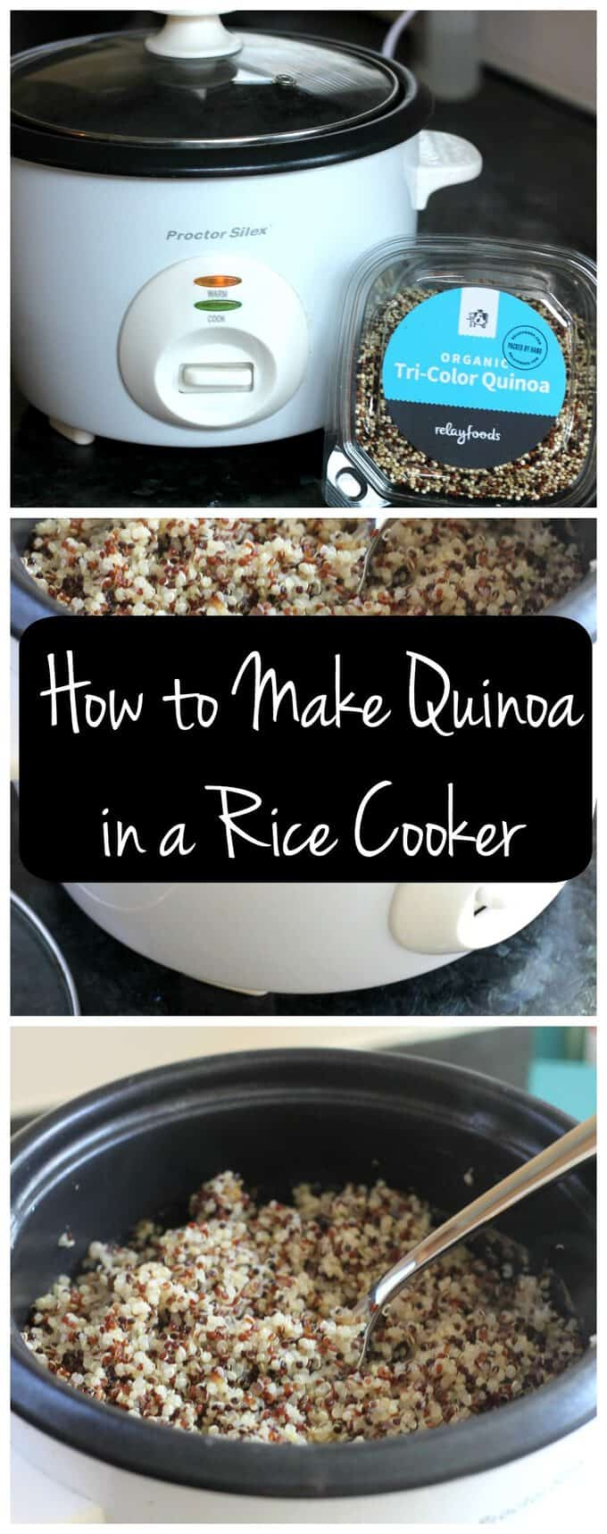 How to Make Quinoa in a Rice Cooker
