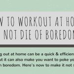 Switch Up Your Workout at Home