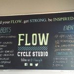 Flow Cycle, Pasta & Other Weekend Adventures