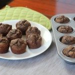 Vegan Chocolate Avocado Muffin Recipe