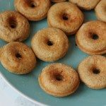 Mini Protein Donuts