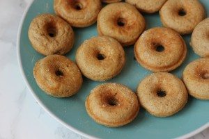 healthy protein donuts recipe