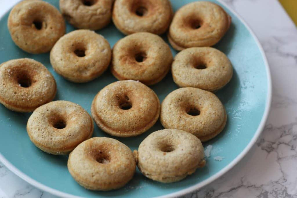 protein donuts 3