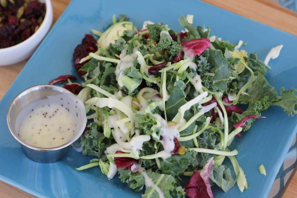 eat smart kale salad