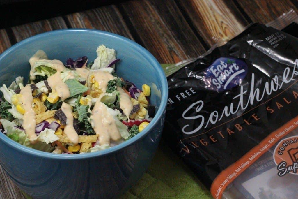 southwest salad kit