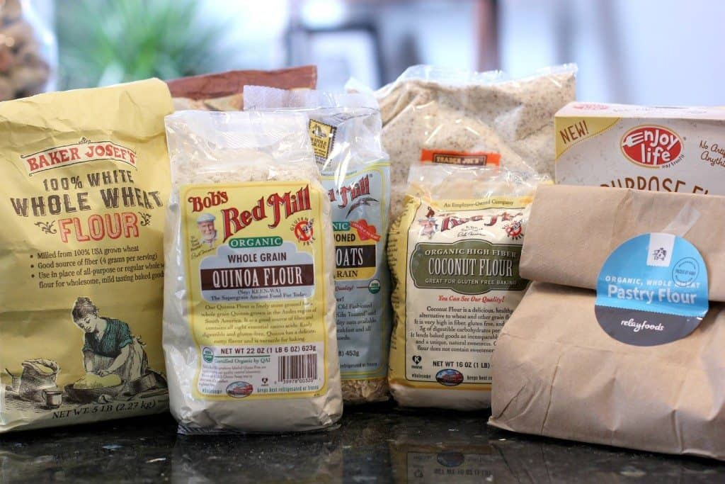 Guide to Flours