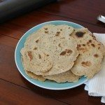 Whole Wheat Flatbread Recipe (No Yeast Required)