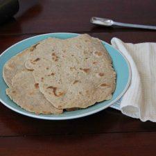 easy whole wheat flatbread