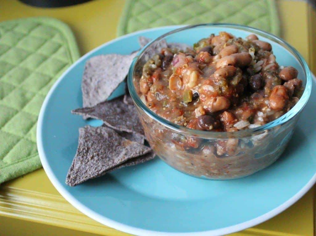 lunch pinto beans