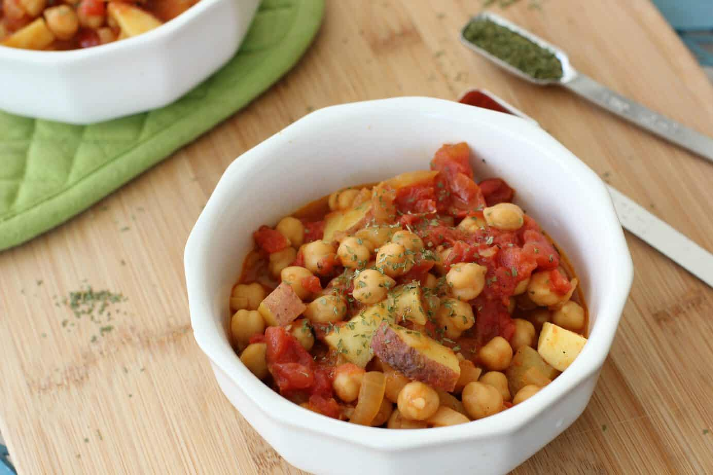 Moroccan Chickpea Soup America S Test Kitchen