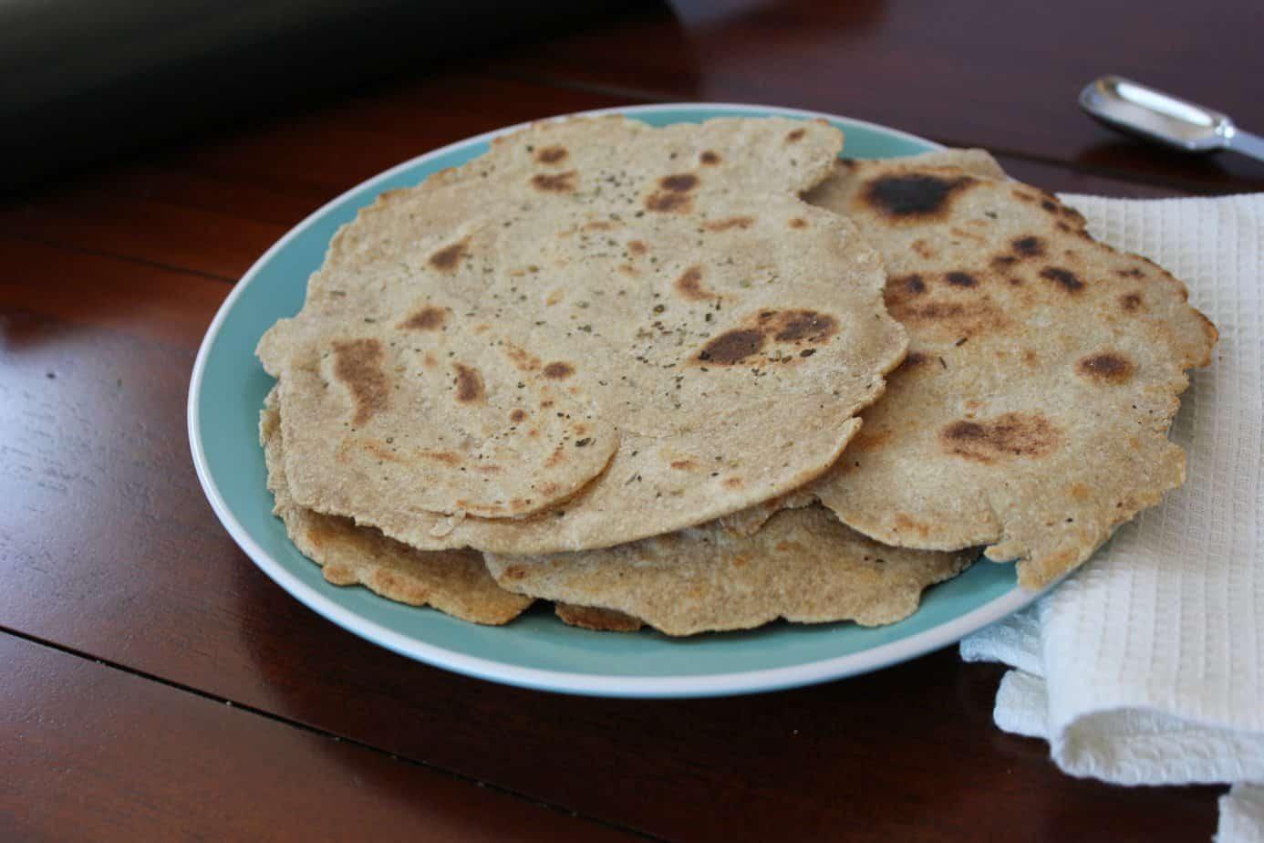 Flat Bread Recipe No Yeast