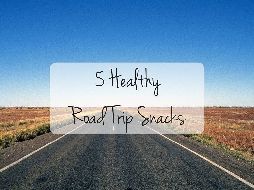HealthyRoad TripSnacks