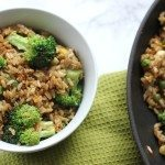 Easy Broccoli Fried Rice
