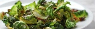 brussles sprout chips