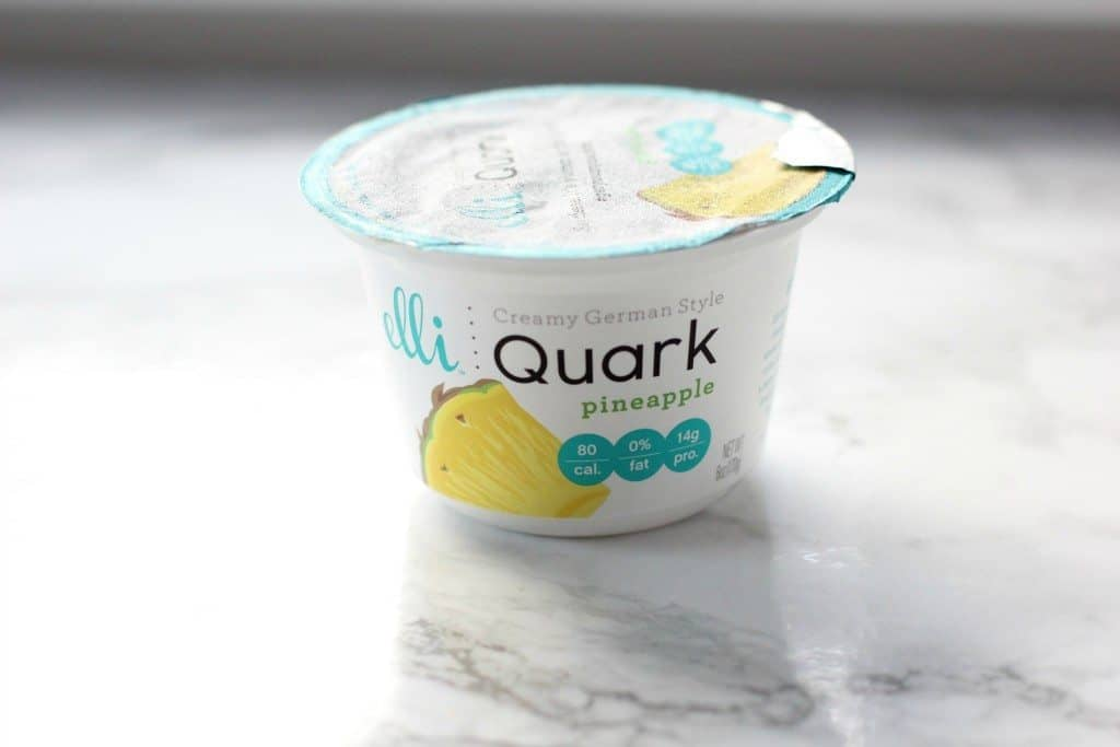 elli quark pineapple