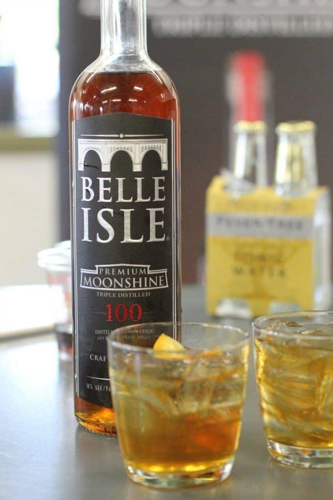 Belle Isle Moonshine