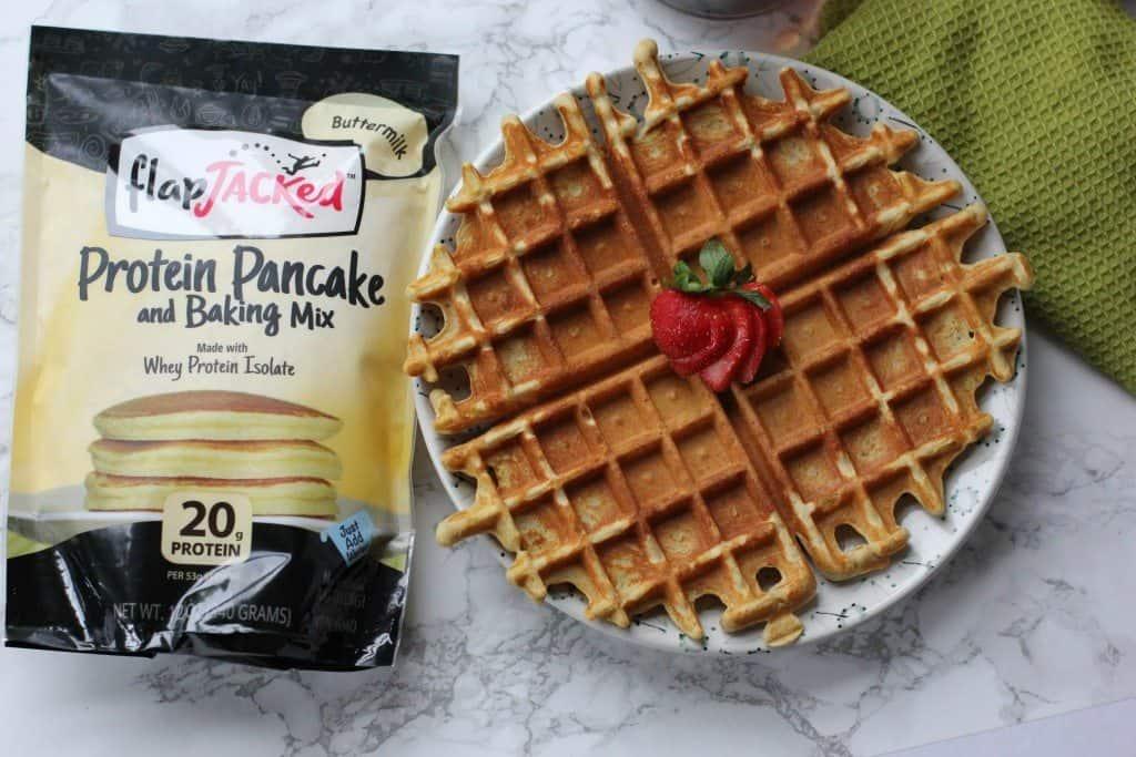 protein pancake breakast