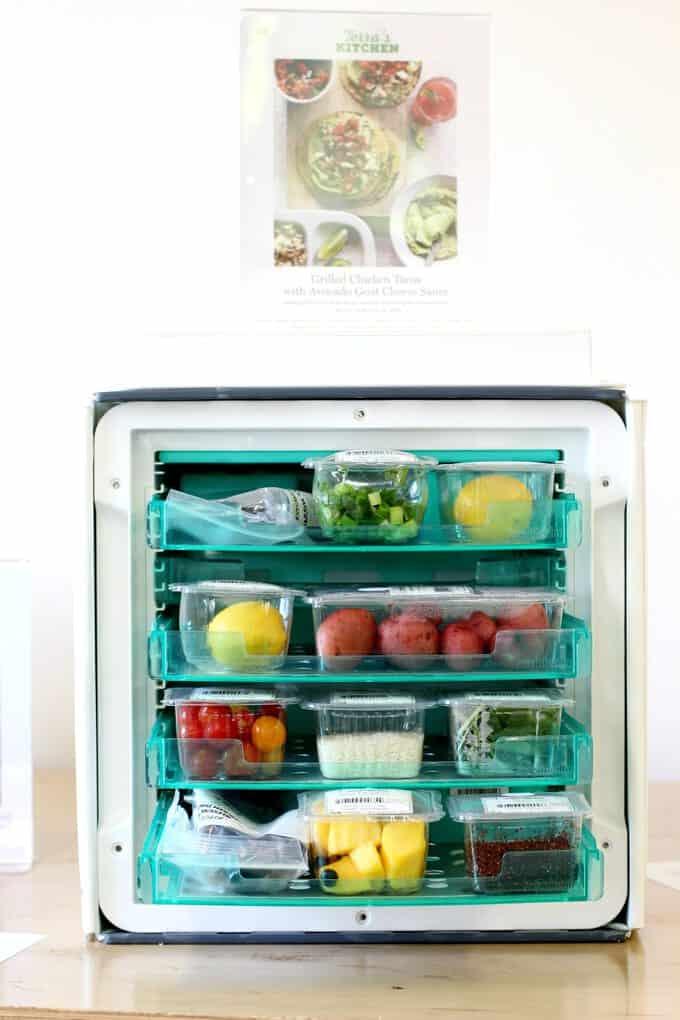 terra\'s kitchen meal kit - I Heart Vegetables