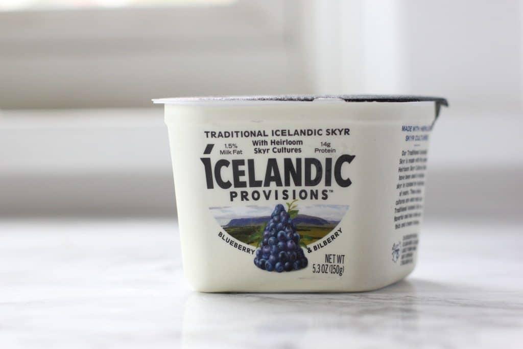 Icelandic Providence Yogurt