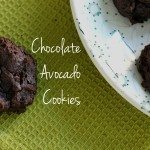 avocado cookie recipe
