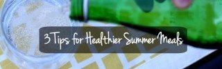 healthier summer meals