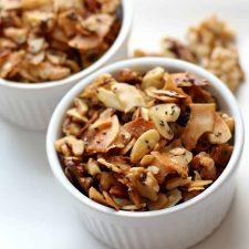 walnut granola