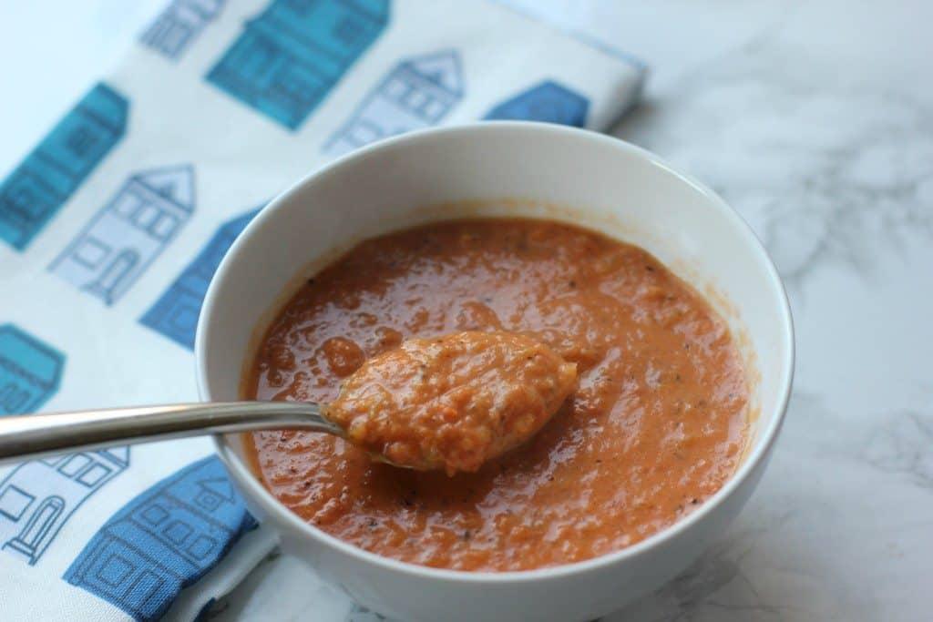 yumy tomato soup