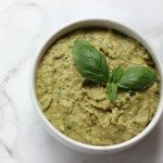 basil hummus recipe