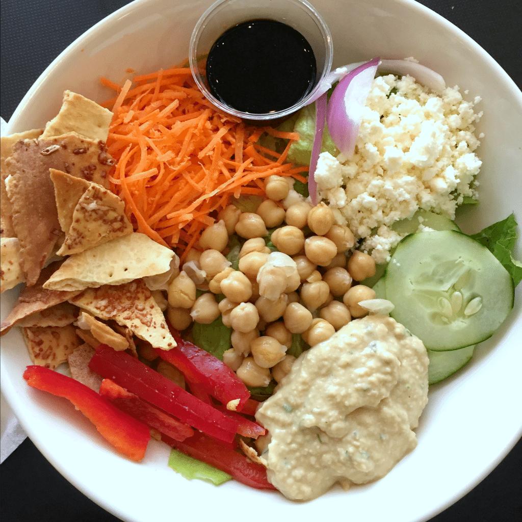 work salad