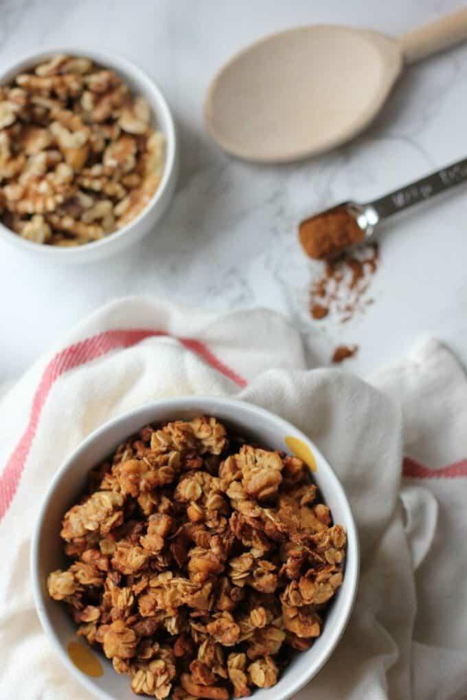 applesauce granola 4