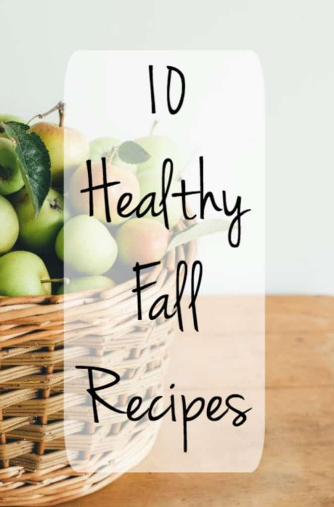 Make the most of seasonal produce with these easy, vegetarian, fall recipes!