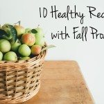 Fall Produce Recipe Ideas
