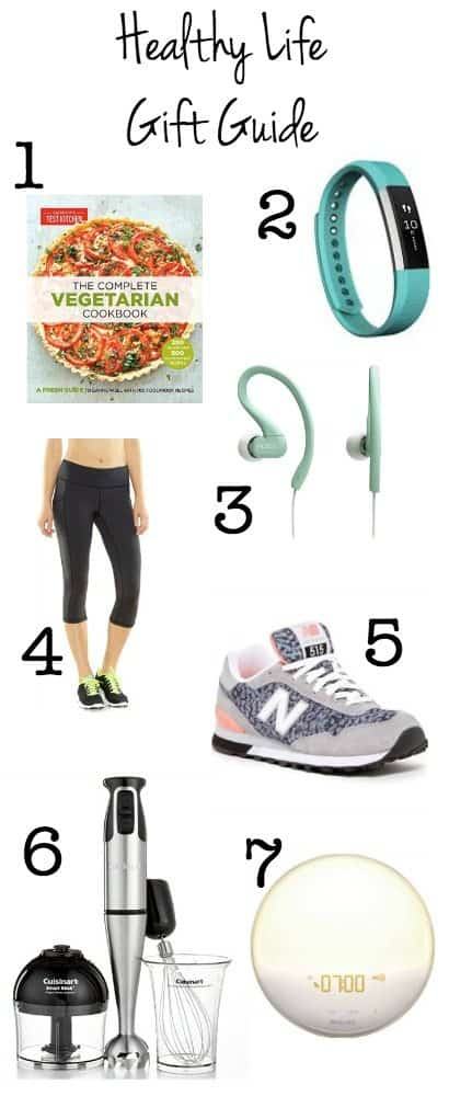 Healthy Life Gift Guide