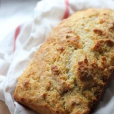 6 ingredient beer bread
