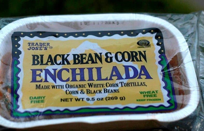 trader joe's black bean corn