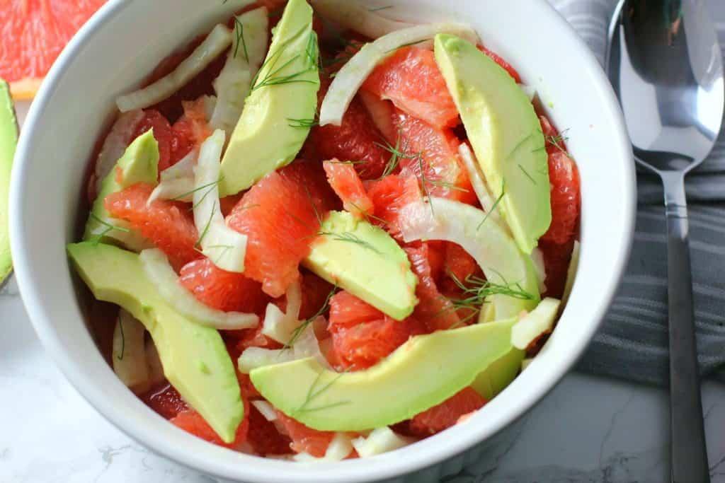 grapefruit-and-avocado-salad