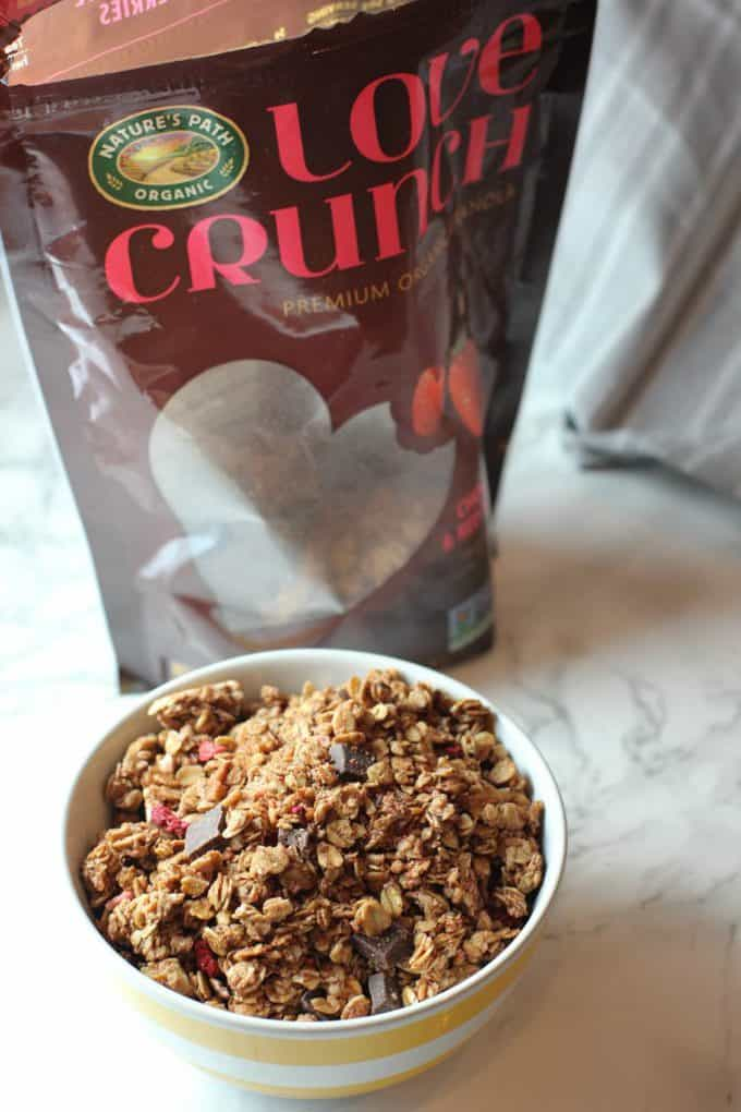 Love Crunch Granola from Nature's Path