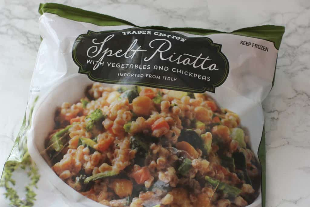 trader joe's risotto